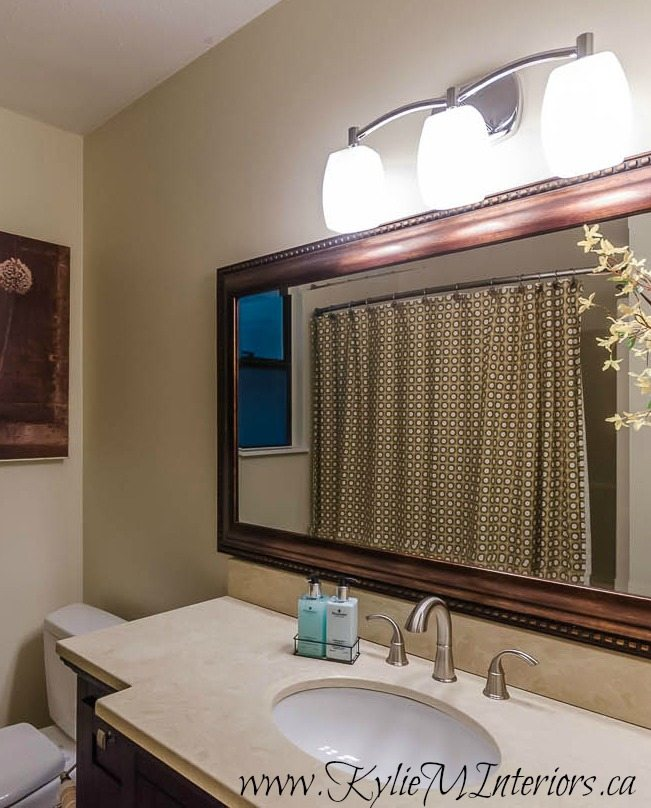 Ideas To Update Your Almond Bathroom