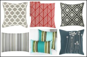 How to mix and match patterns STep 2. Kylie M Interiors