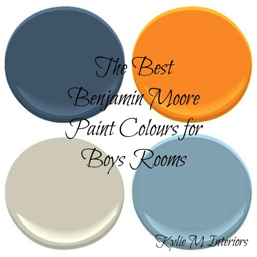 tips for choosing paint colours with your kids for their bedroom