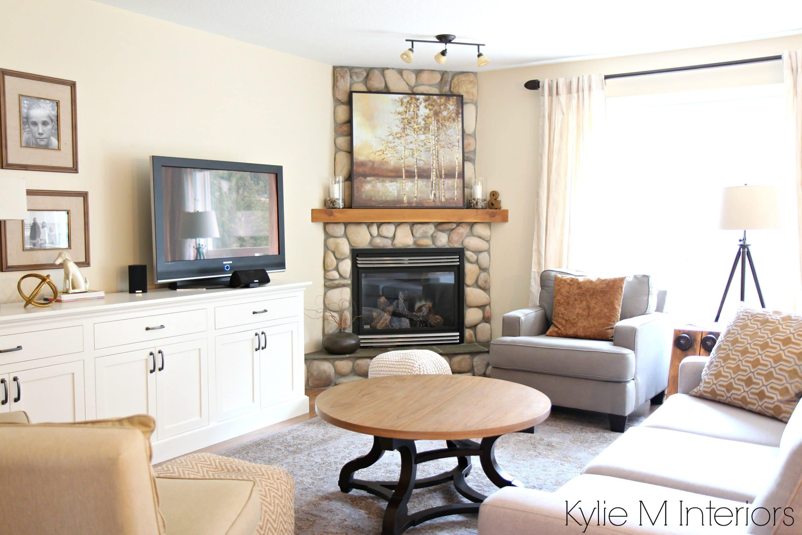 Model Home Monday | Neutral, Living rooms and Mondays
