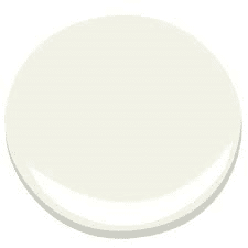 benjamin moore cloud white is one of the best warm off white paint colours