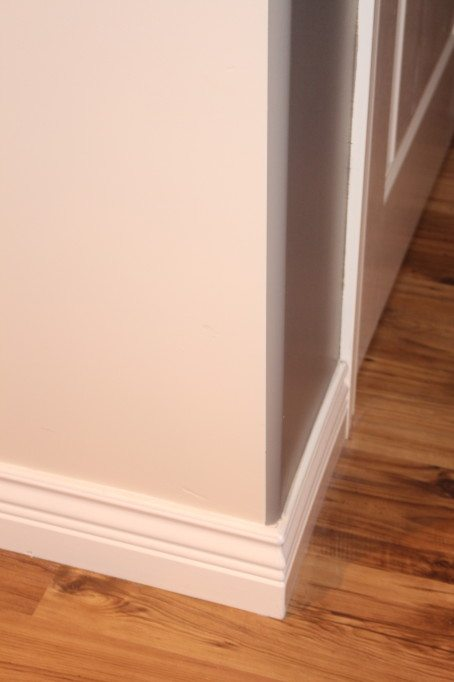 How To Paint Bullnose Corners Walls