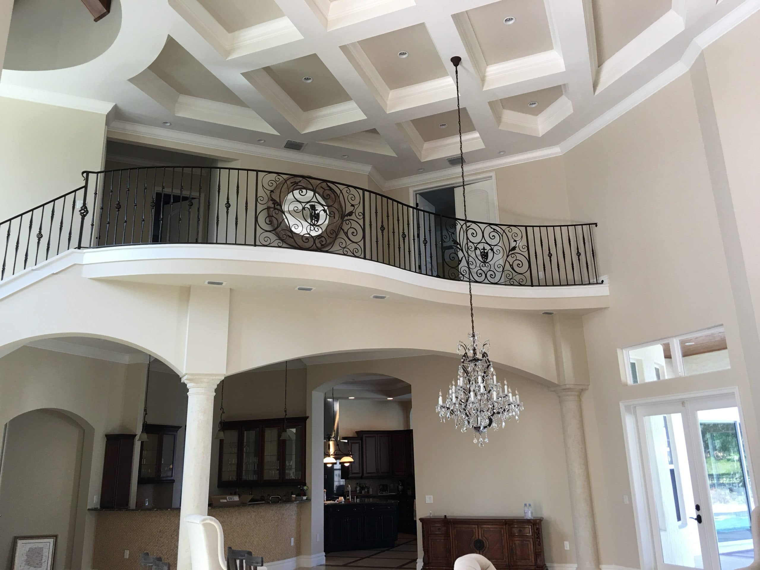 Benjamin Moore Manchester Tan Lightened By 25 Percent. Kylie M Interiors  Edesign And Colour Consulting Services