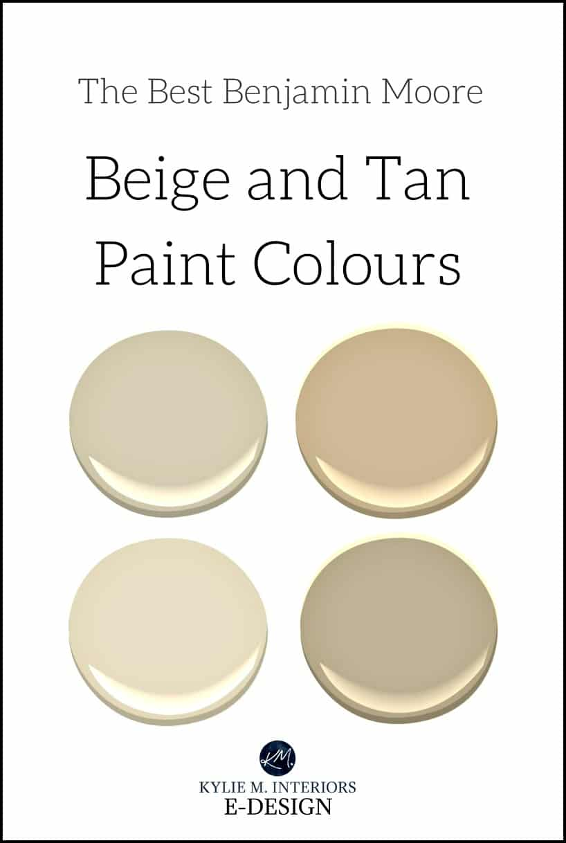 Tips On Blending Great Colors With Beige: The Best Beige, Tan, Neutral Paint Colours. Kylie M