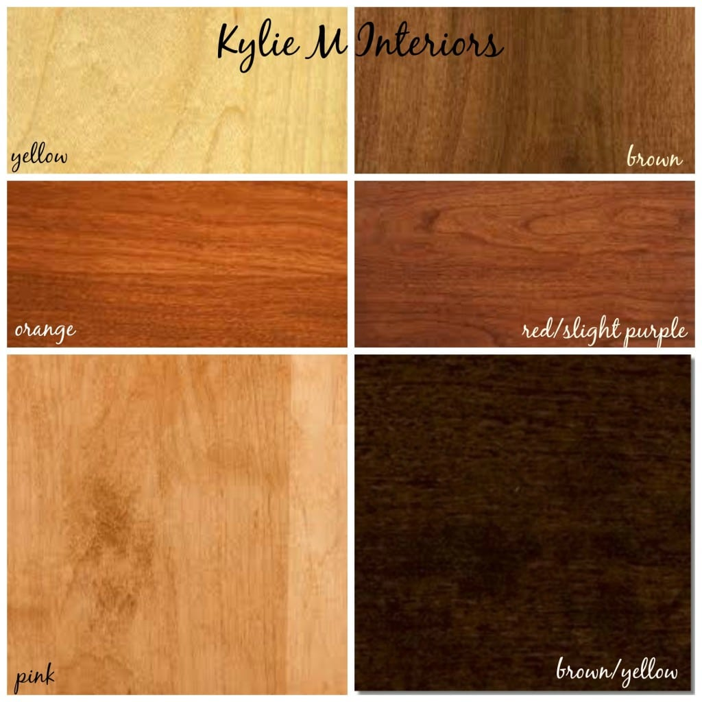 Paint Colors For Kitchens With Golden Oak Cabinets To Do: How To Mix, Match And Coordinate Wood Stains / Undertones
