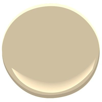 Benjamin Moore Lenox Tan Warm Beige Paint Colour With