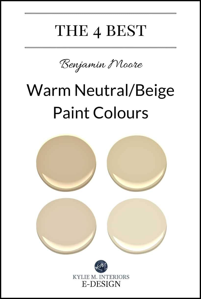 The best warm neutral beige or tan paint colours kylie m for Best beige paint color