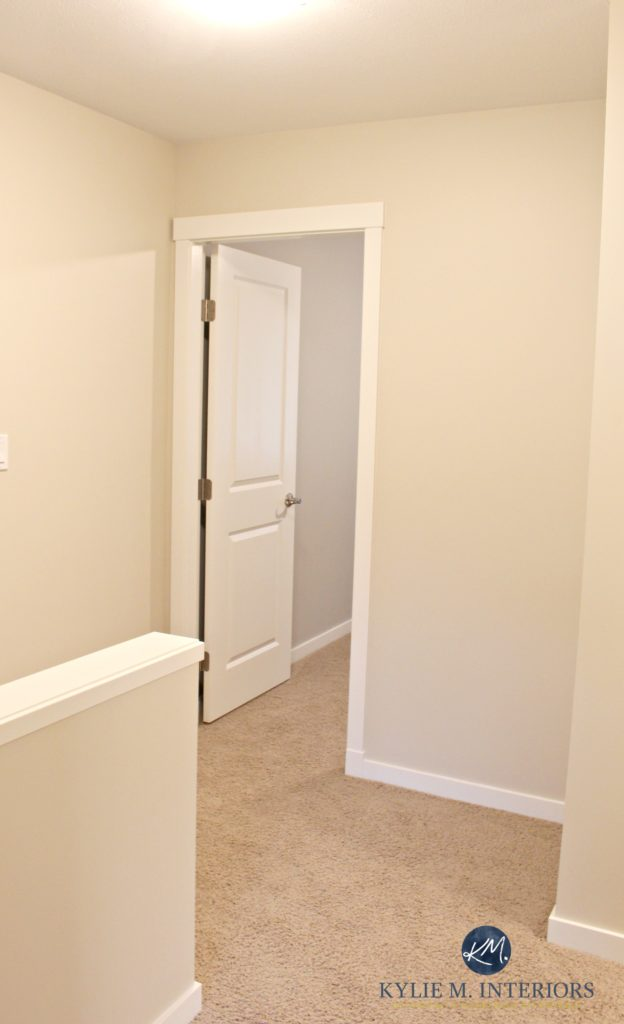 Sherwin Williams Canvas Tan is a good paint colour for home staging and selling