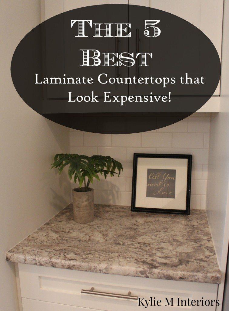 Best Laminate Countertops That Look Like Real Granite