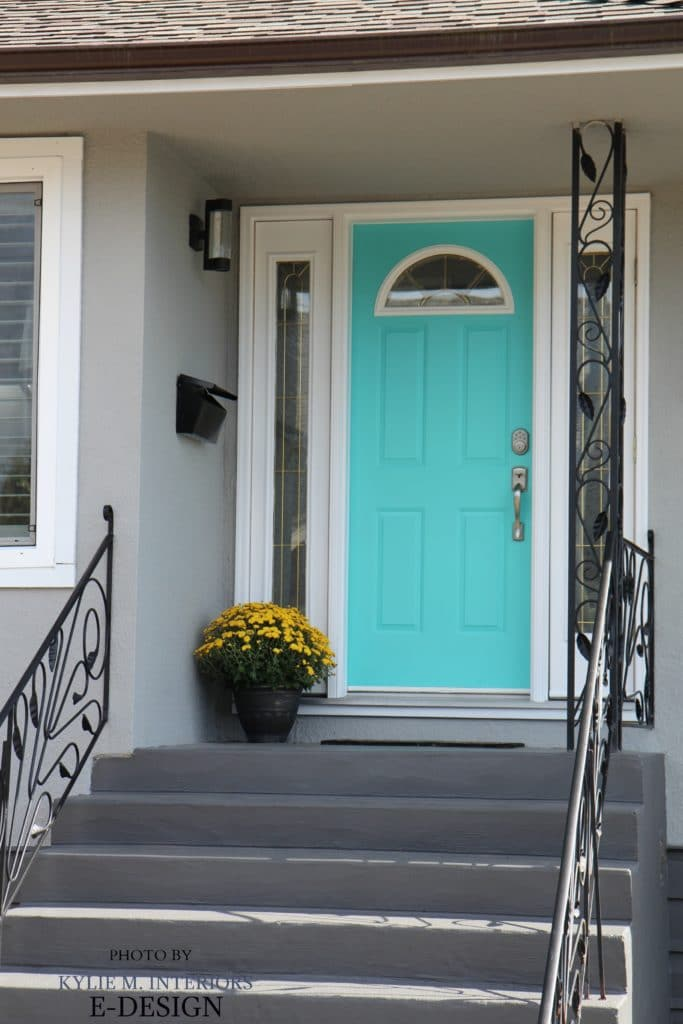 7 best teal and navy blue front door colours benjamin for Navy blue front door
