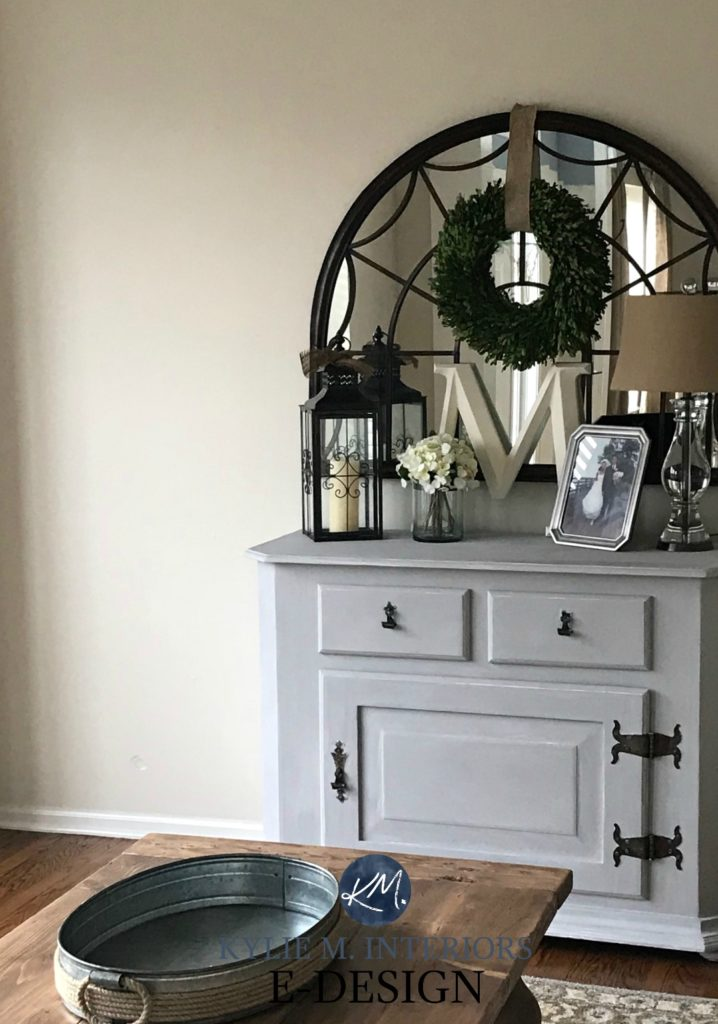 Colour Review Ballet White Benjamin Moore