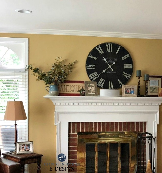 4 Easy Steps And Ideas How To Decorate And Accessorize A Mantel
