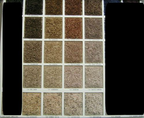how to choose a carpet color and undertones step 1
