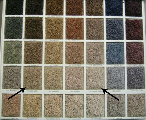 how to choose the best color carpet for your room
