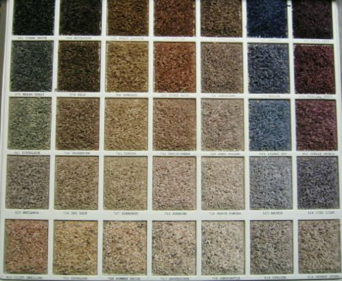 how to find the undertone in carpet samples for your home