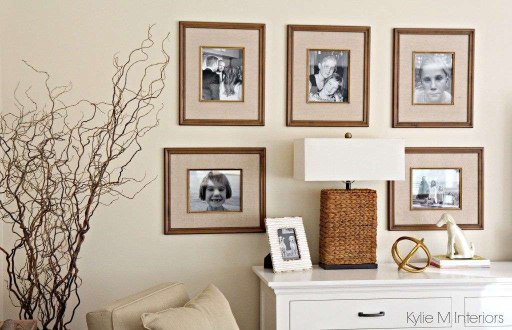 The best benjamin moore paint colours for a north facing for Gentle cream benjamin moore