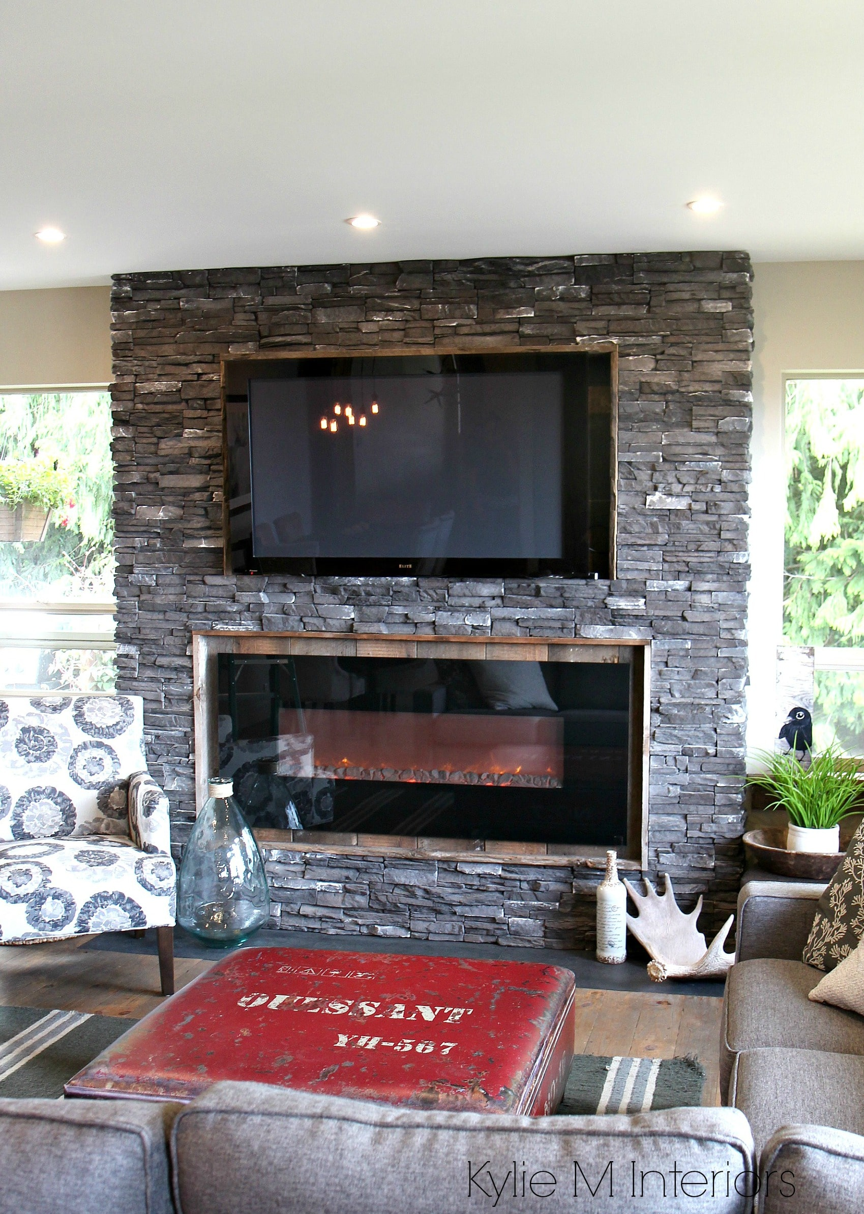 Tv On Top Of Fireplace Ideas
