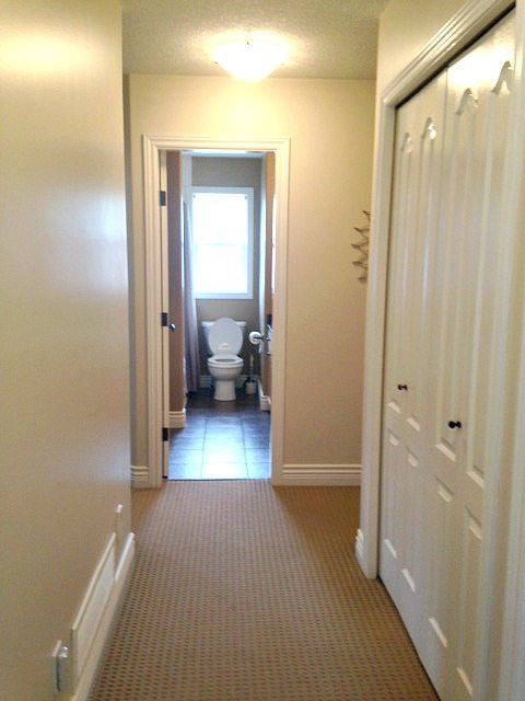 hallway-before-being-redecorated-with-view-to-bathroom