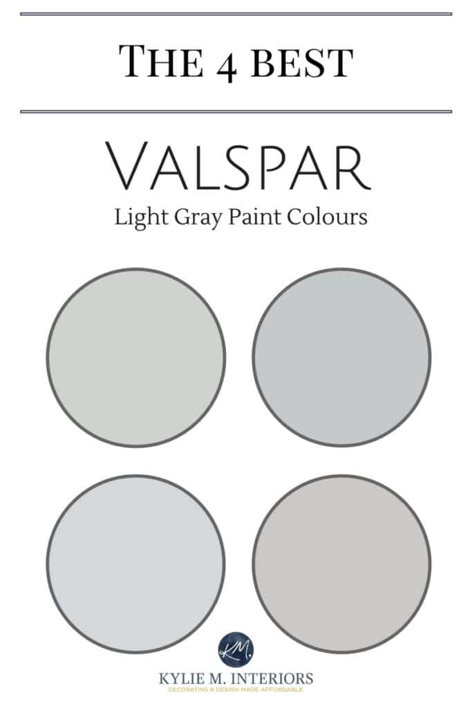 The Best Light Gray Paint Colours Of Valspar  Awesome Ideas