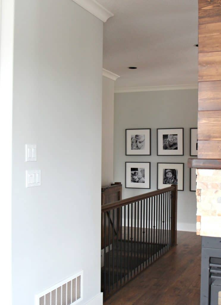 Benjamin Moore Gray Owl And How The Undertone Changes With Natural Lighting Kylie M Interiors