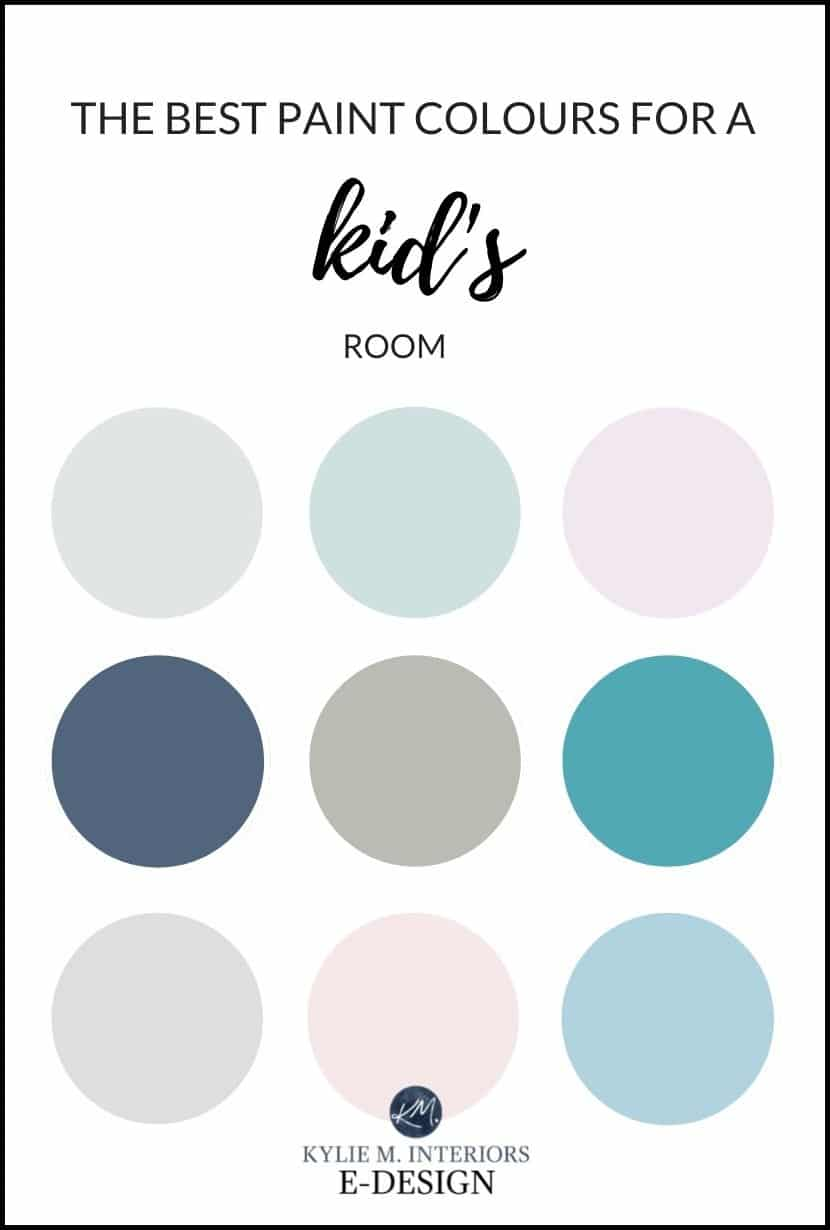 GENDER NEUTRAL PAINT PALETTES FOR A NURSERY (1)