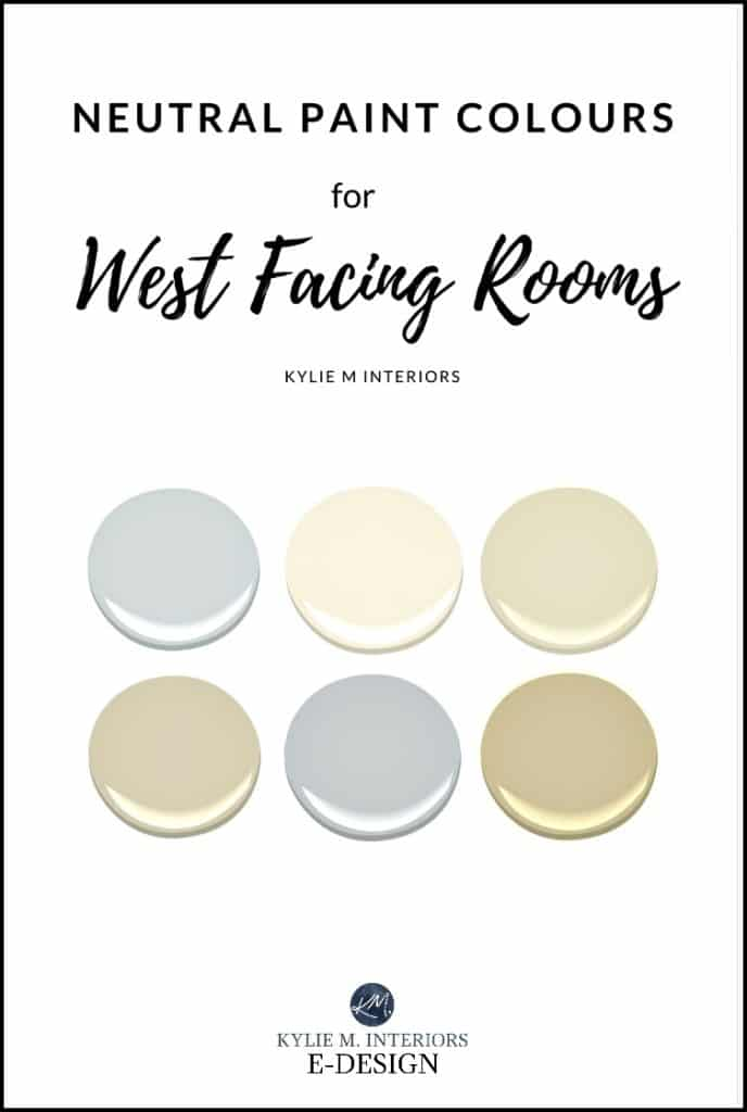 The best paint colours for west facing rooms Best paint colours