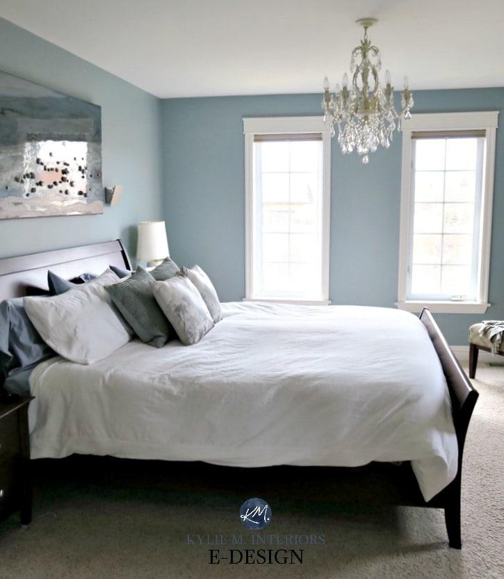 benjamin moore mount saint anne bedroom, beach colour. kylie m