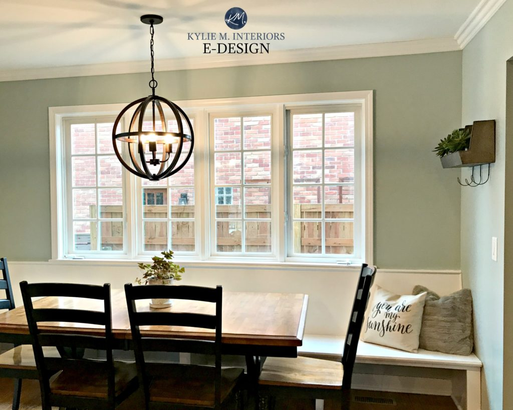 North east south west which paint colour is the best for Benjamin moore virtual paint