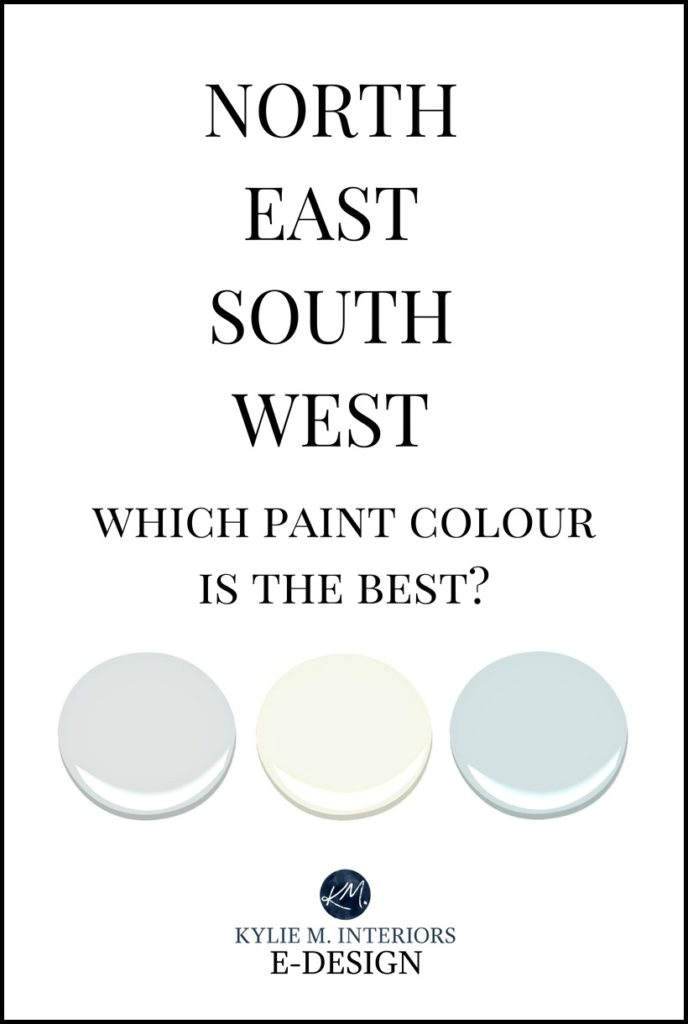 north east south west which paint colour is the best