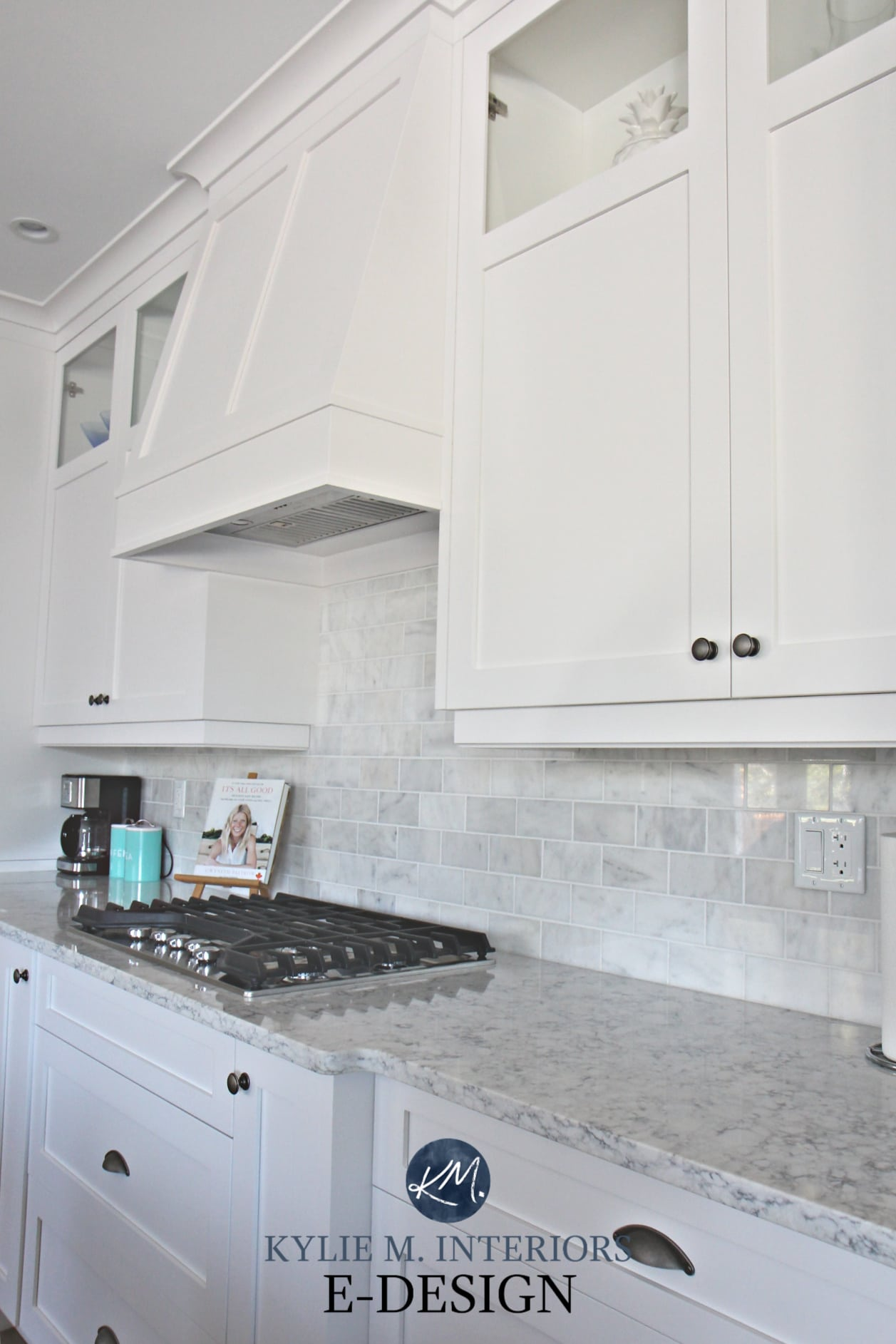 How to Choose the BEST White for Your Kitchen Cabinets