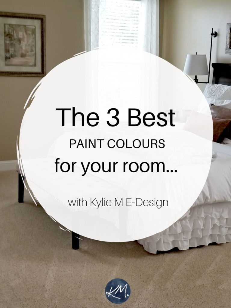 The best beige, tan, neutral paint colors for your room. Online paint colour services. Kylie M Interiors Edesign, diy decorating and ideas blogger.market