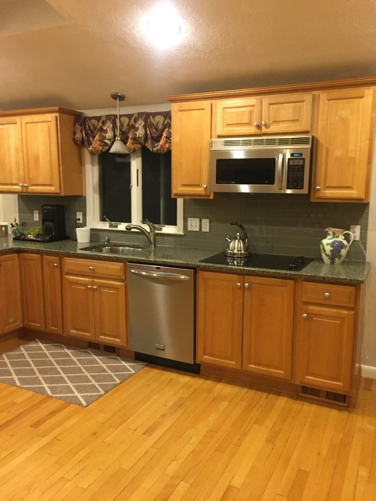 E Design 3 Painted Oak Maple Kitchen Cabinet Projects