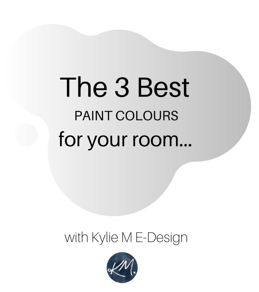The best gray or grey paint colors for your room. Benjamin or Sherwin. Edesign, online paint colour services Kylie M Interiors. diy home decorating ideas blogger.market