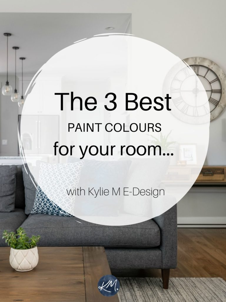 The best paint colors for your room. Benjamin and Sherwin. Kylie M Interiors Edesign, online paint colour consulting. Home Decorating and diy ideas blogger.market