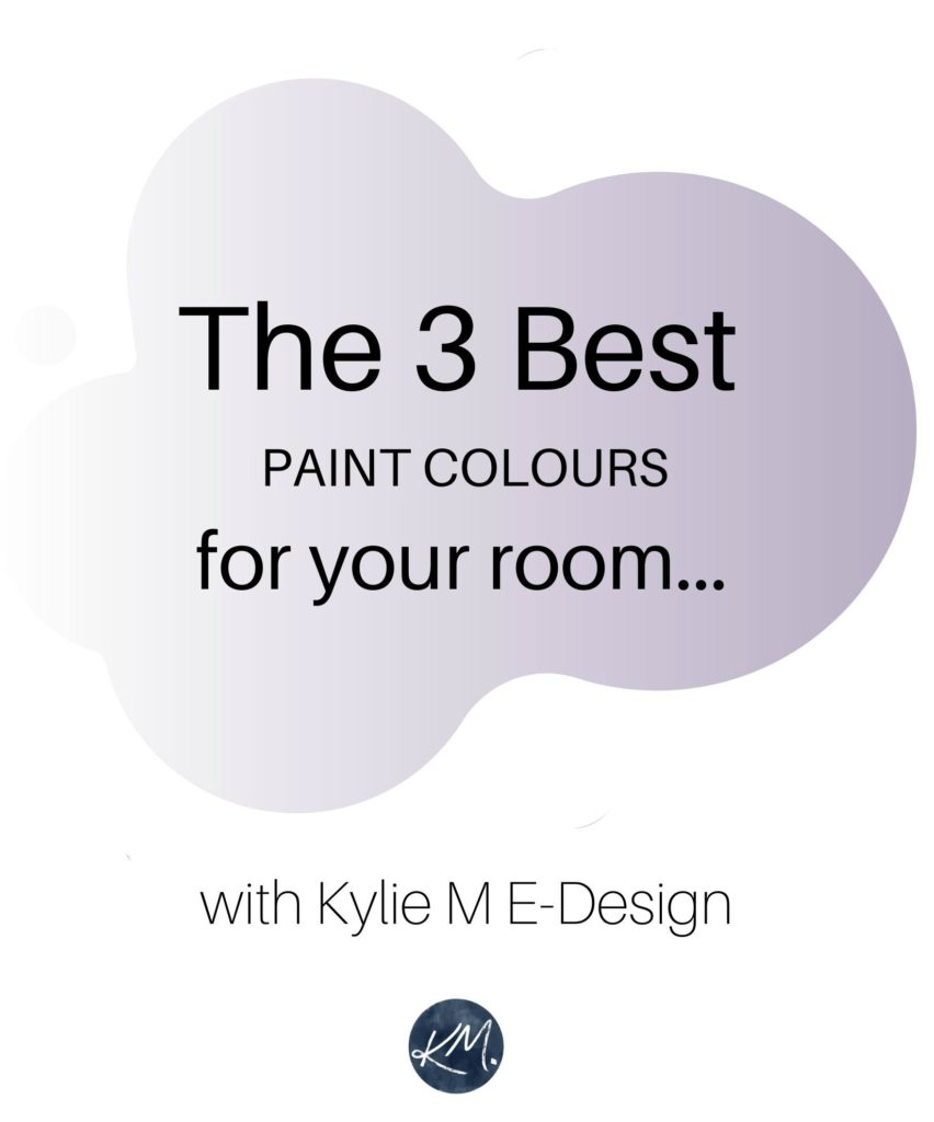 The best purple paint colours for your room. Benjamin and Sherwin. Kylie M Interiors Edesign, online paint color consultant. Diy home decorating and ideas blogger.market