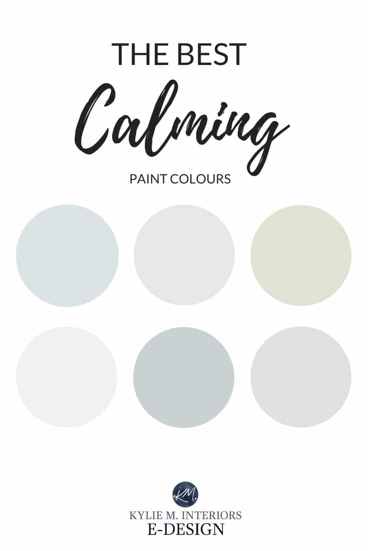 - The 10 Best Paint Colours To Create Calm And Reduce Stress