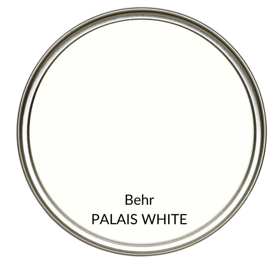 Behr Palais White, best white paint colour. Kylie M INteriors edesign, popular color expert advice