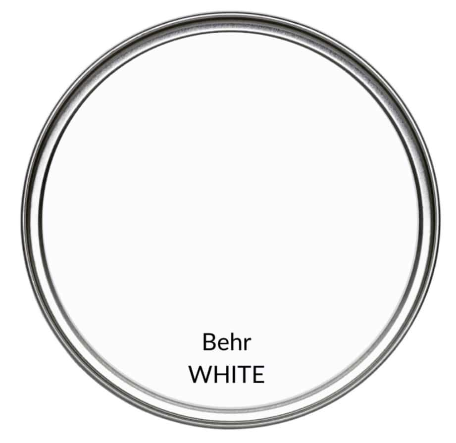 The best white paint colors from BEHR. Kylie M Interiors Edesign, online paint colour advice and services (1)