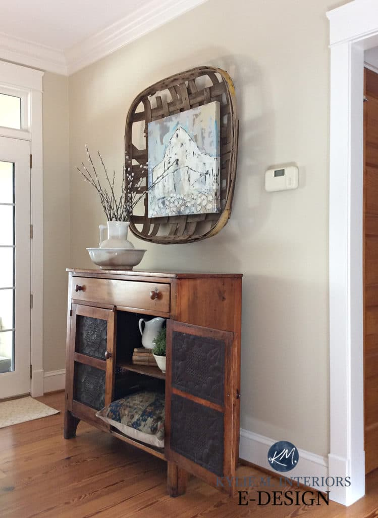 Best neutral, Benjamin Moore Manchester Tan, Kylie M Interiors Edesign, online paint color advice