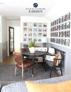 Review of Mixtiles, peel and stick photo gallery wall ideas and tips. Kylie M Interiors Edesign, online paint color consulting and diy decorating ideas blog (2)