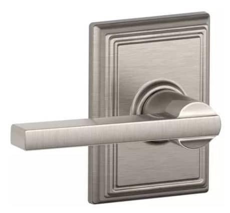 SCHLAGE CLASSIC DOOR HANDLE UPDATE A HOME