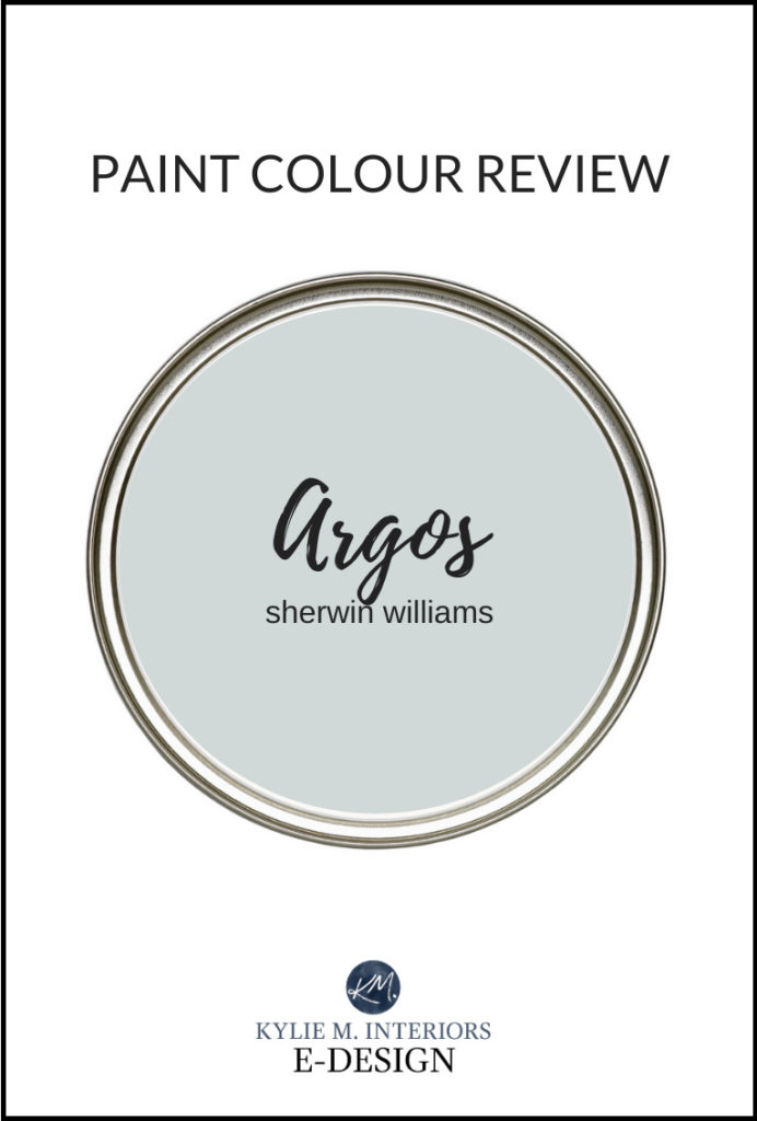 Paint colour review, best gray paint colour, Sherwin Williams Argos. Edesign consultant Kylie M Interiors, diy decorating and design advice