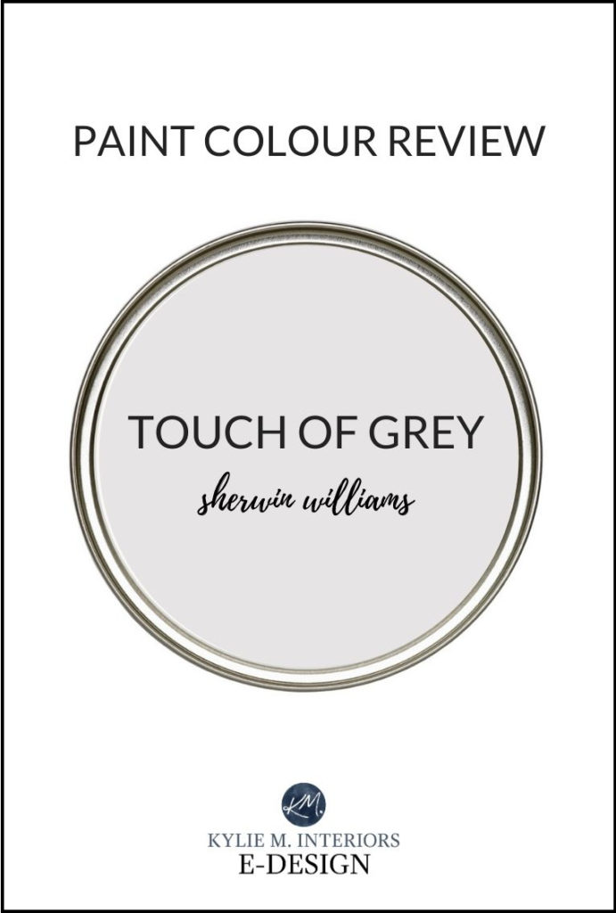 Review, Sherwin Williams Touch of Grey, Designer Edition. Kylie M Interiors Edesign, online paint colour consulting and advice (2)
