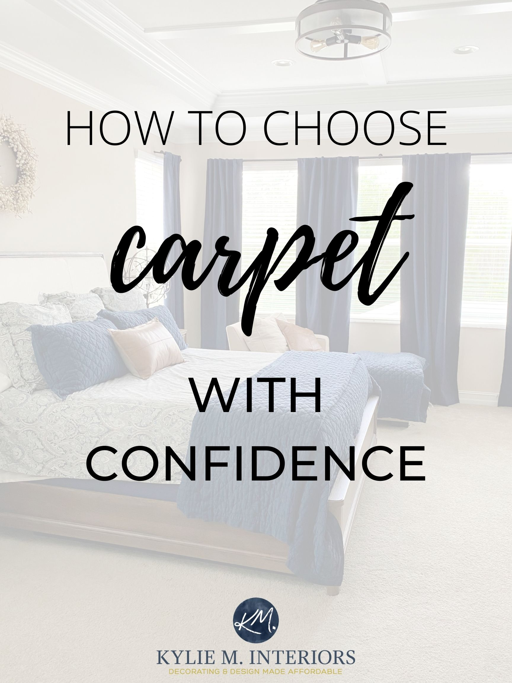 TIPS AND IDEAS TO CHOOSE THE BEST CARPET FOR YOUR ROOM. KYLIE M INTERIORS EDESIGN
